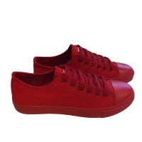 Sneakers Basic Rosse
